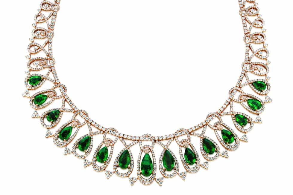 Necklace Le Vian Spumoni collection Collection