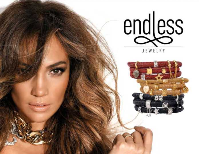Endless Jewelry Has Partnered With Jennifer Lopez To Unveil The Brand S Spring 2017 Collection Singer Designed A Line Of Customizable Bracelets And