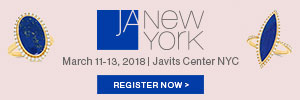 JA NY | High-End Jewelry Trade Show & Designs